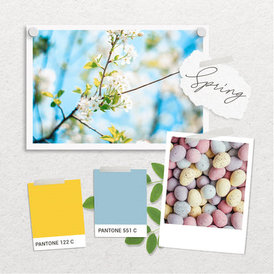 Wedding Colour Inspiration - Spring