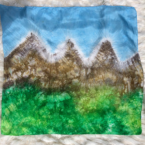 *NEW* Mountain Forest Playsilk