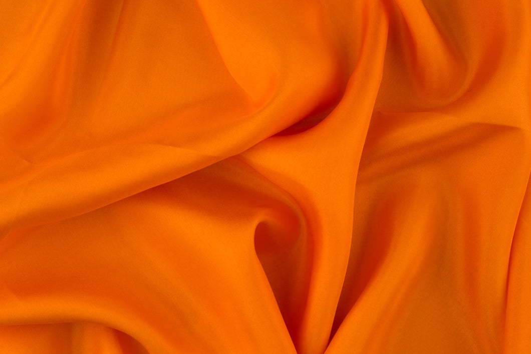 Solid Orange Playsilk ~ Choose your Size!