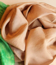 Load image into Gallery viewer, Solid Tan Playsilk ~ Choose your Size!