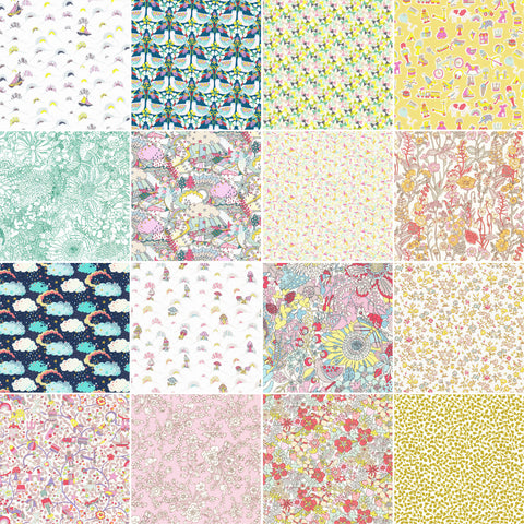 The Garden of Dreams: Pastel Collection