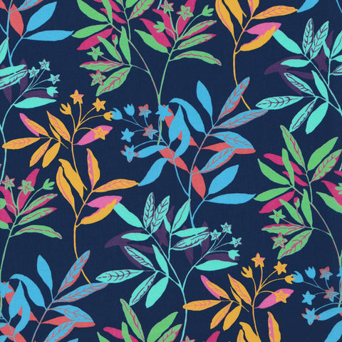Liberty of London Tana Lawn: Ballroom Leaves (B)
