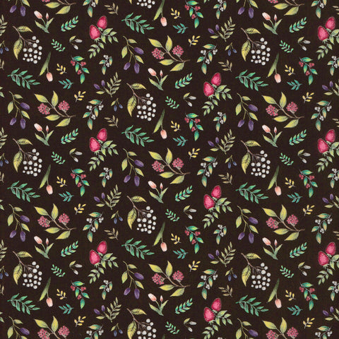 Liberty of London Tana Lawn: Berry Garden (A)
