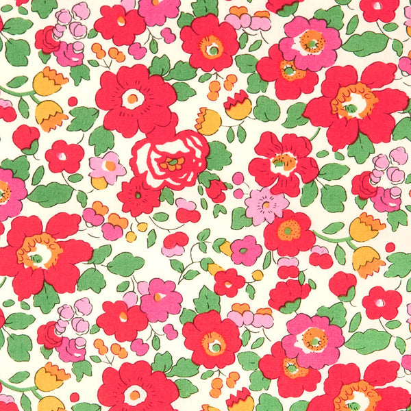 Liberty of London Tana Lawn: Betsy Hot Pink (S)