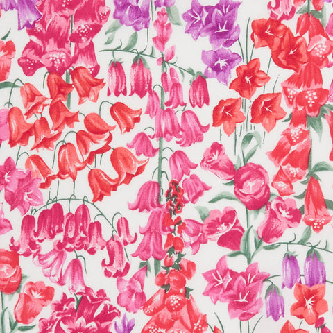 Liberty of London Tana Lawn: Birkbeck Pink/Red (C)
