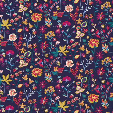 Liberty of London Tana Lawn: Botanist's Diary (A)