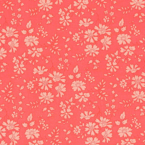 Liberty of London Tana Lawn: Capel Coral (A)