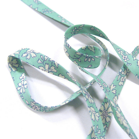Bias Tape: Capel Turquoise (T)