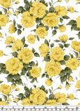 London Tana Lawn: Carline Rose (E)