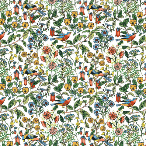 Liberty of London Tana Lawn: Catesby Green