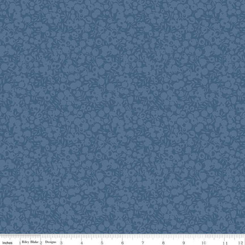 Liberty Fabrics Quilting Cotton: Wiltshire Shadow Chambray