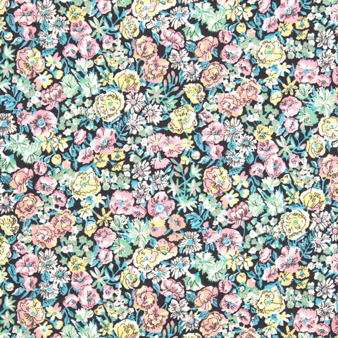 Liberty of London Tana Lawn: Chive Pastels (A)