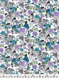 Liberty of London Tana Lawn: Confetti Flowers (A)