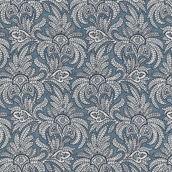 Liberty Fabrics Tuscon Chambray: Crown