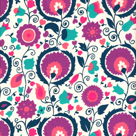 Liberty of London Tana Lawn: Dancing Thistle (X)