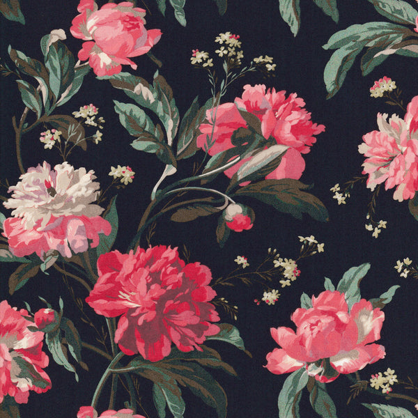 Liberty of London Tana Lawn: Decadent Blooms (C)