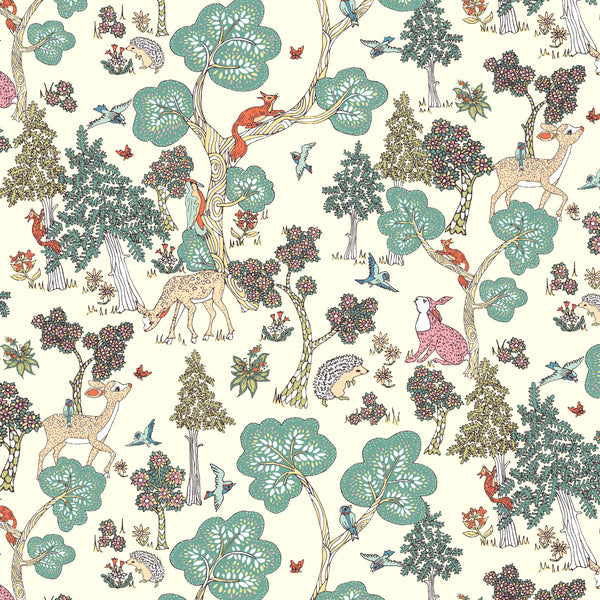 Liberty of London Tana Lawn: Doe a Deer (A)