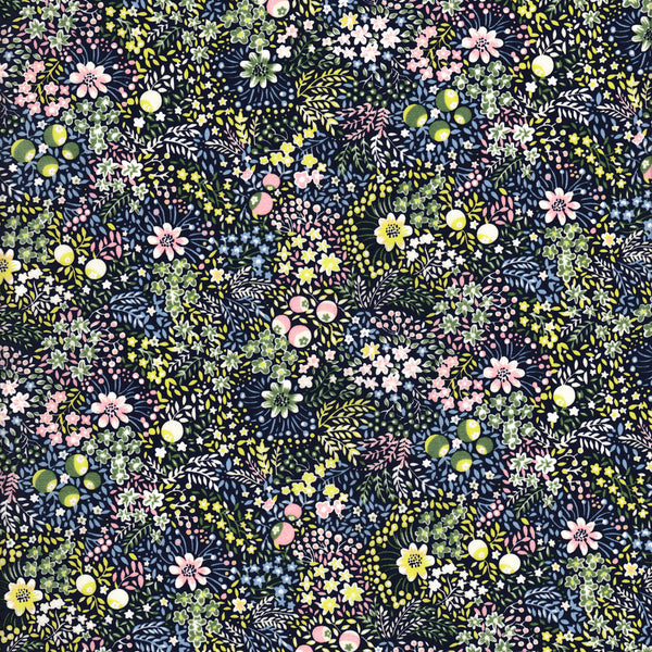 Liberty of London Tana Lawn: Elderberry (C)