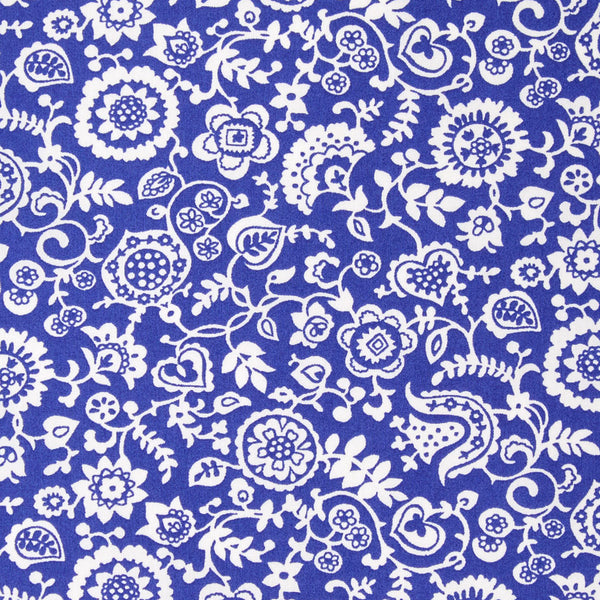 Liberty of London Tana Lawn: Emily Clare Blue (A)