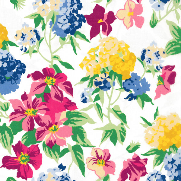 Liberty Fabrics Tana Lawn: Essex Bouquet (A)