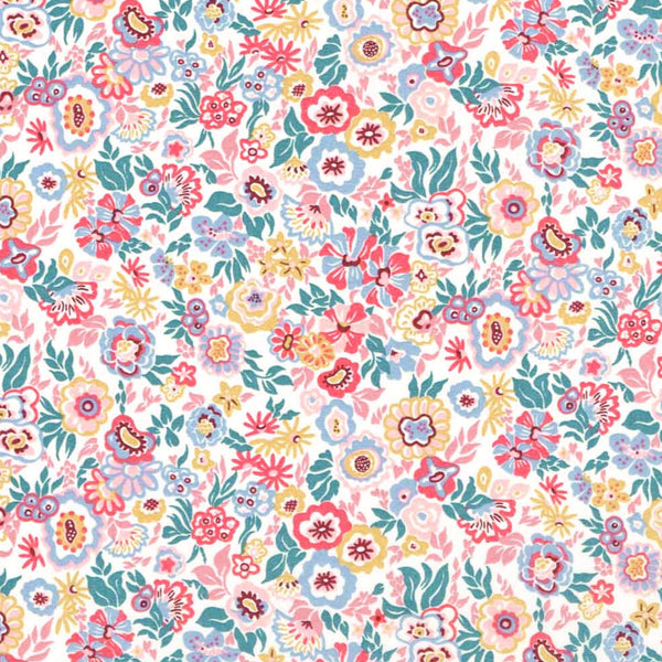 Remnant: Floral Jazz (C): 8 yards 4""