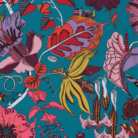 Liberty of London Tana Lawn: Fantasy Land (B)