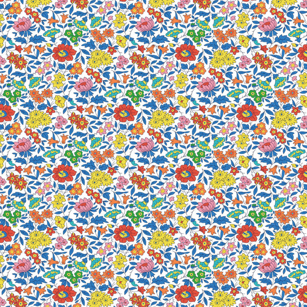 Liberty of London Tana Lawn: Favourite Flowers (A)