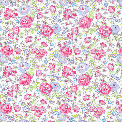 Liberty of London Tana Lawn: Felicite Pink (C)