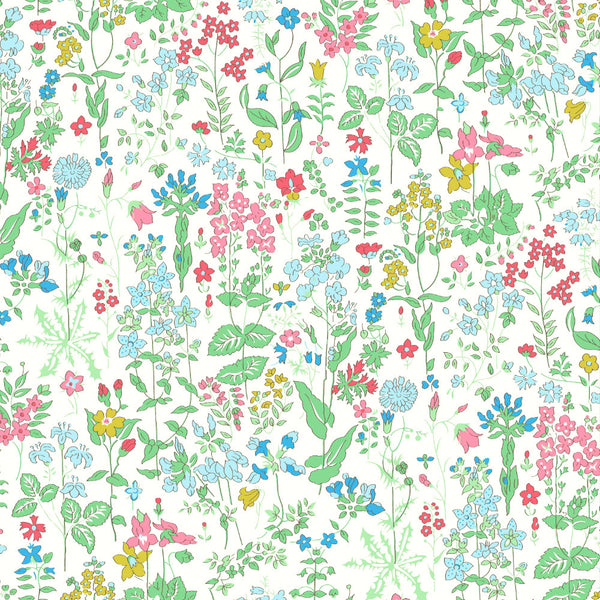 Liberty of London Tana Lawn: Field Flowers (D)