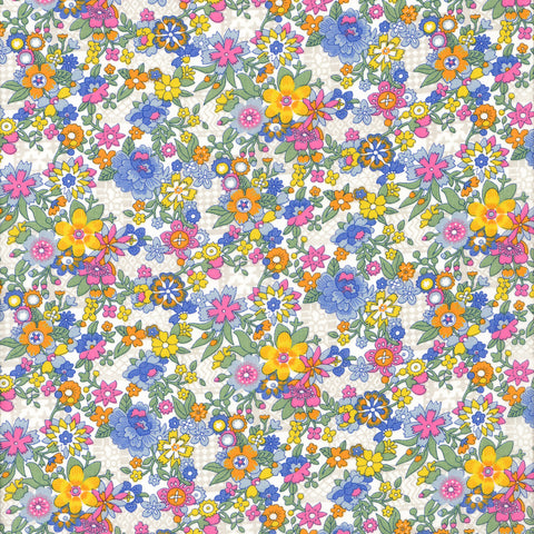 Liberty of London Tana Lawn: Floral Waltz (C)