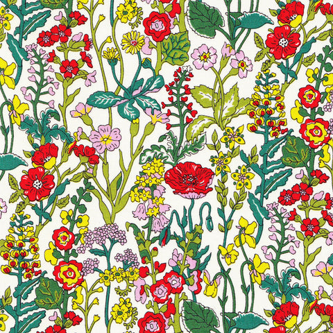 Liberty of London Tana Lawn: Flowers (A)