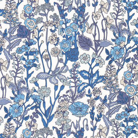 Liberty of London Tana Lawn: Flowers (C)