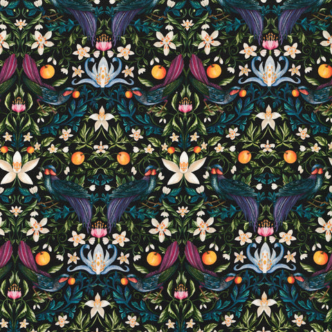 Liberty Fabrics Tana Lawn: Forbidden Fruit (A)