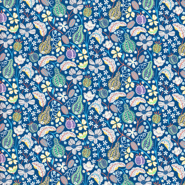 Liberty of London Tana Lawn: Fruitful (B)