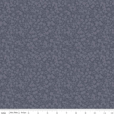 Liberty Fabrics Quilting Cotton: Wiltshire Shadow Granite