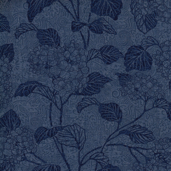Colombo Chambray: Hortensia (A)