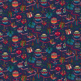 Liberty Fabrics Tana Lawn: House of Gifts (B)