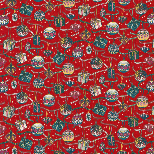 Liberty Fabrics Tana Lawn: House of Gifts (C)