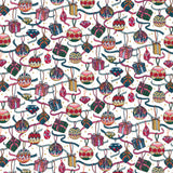 Liberty Fabrics Tana Lawn: House of Gifts (E)