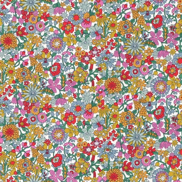 Liberty of London Tana Lawn: June Blossom (B)