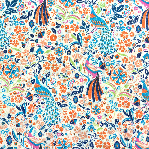 Liberty of London Tana Lawn: Juno's Garden (C)