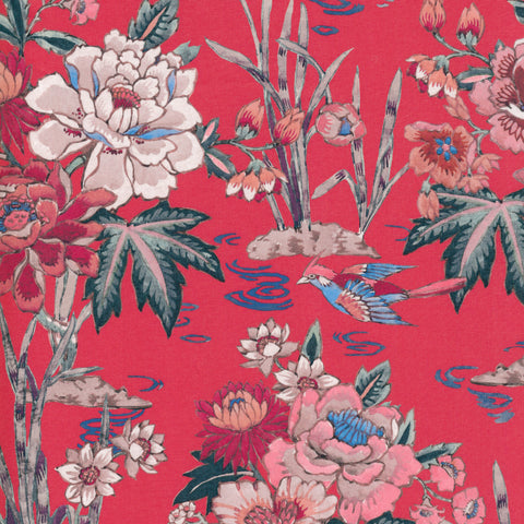 Liberty of London Tana Lawn: Lake Octavia (A)