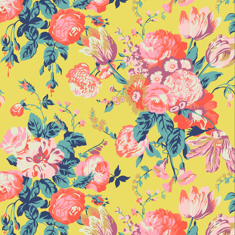 Liberty Fabrics Tana Lawn: Magical Bouquet (A)