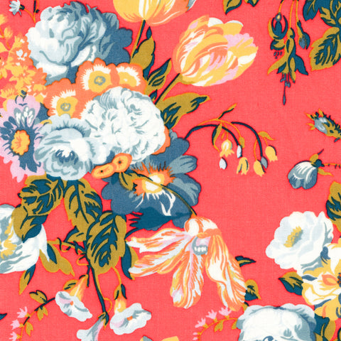 Liberty Fabrics Tana Lawn: Magical Bouquet (B)
