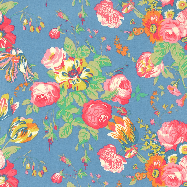 Liberty of London Tana Lawn: Magical Bouquet (C)