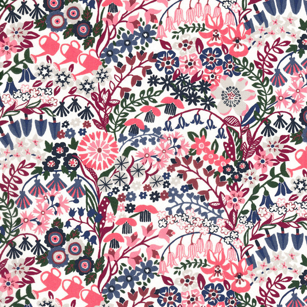 Liberty of London Tana Lawn: Mary Mary (C)