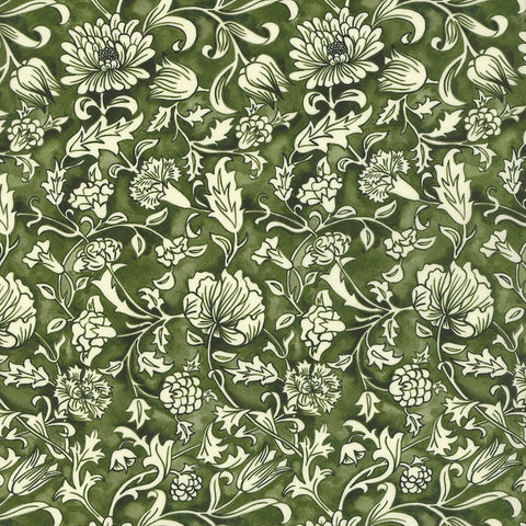 Liberty Fabrics Tana Lawn: May Manor (B)