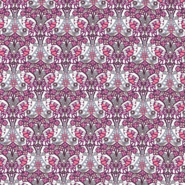 Liberty of London Tana Lawn: Morris Butterfly (B)