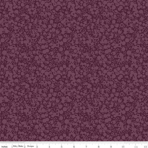 Liberty Fabrics Quilting Cotton: Wiltshire Shadow Mulberry