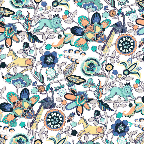 Liberty Fabrics Tana Lawn: Mythical Forest (B)